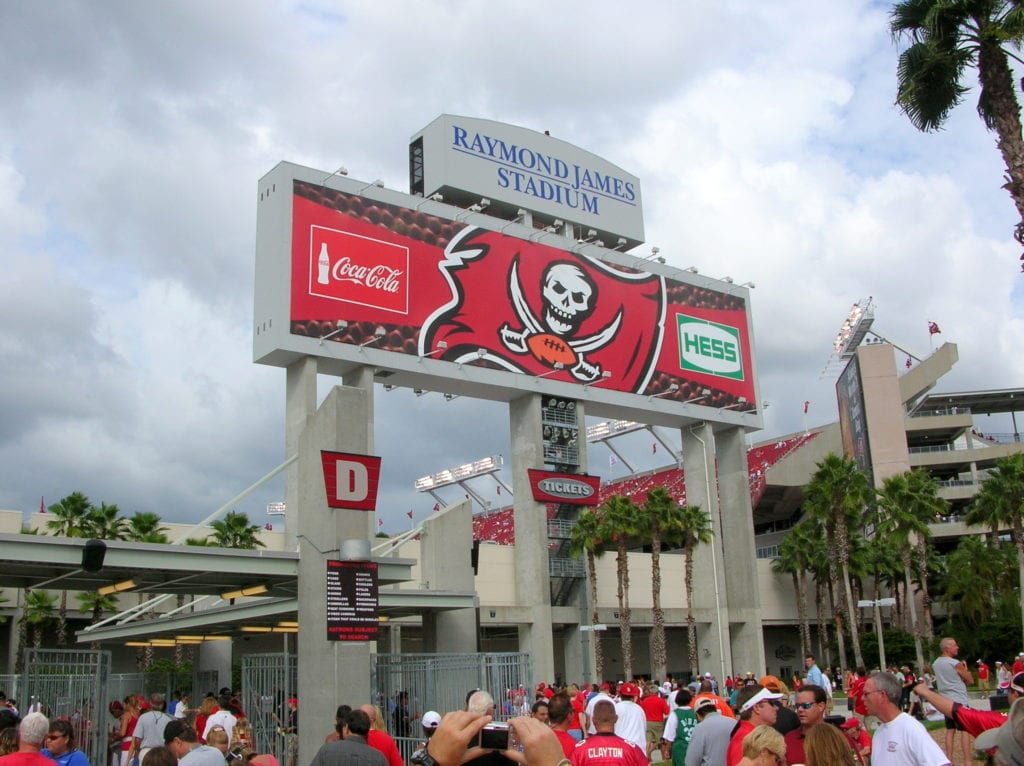 Raymond James Stadium - Super Bowl 2021 and Real Estate Investing