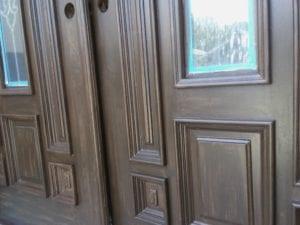 after: doors rehab