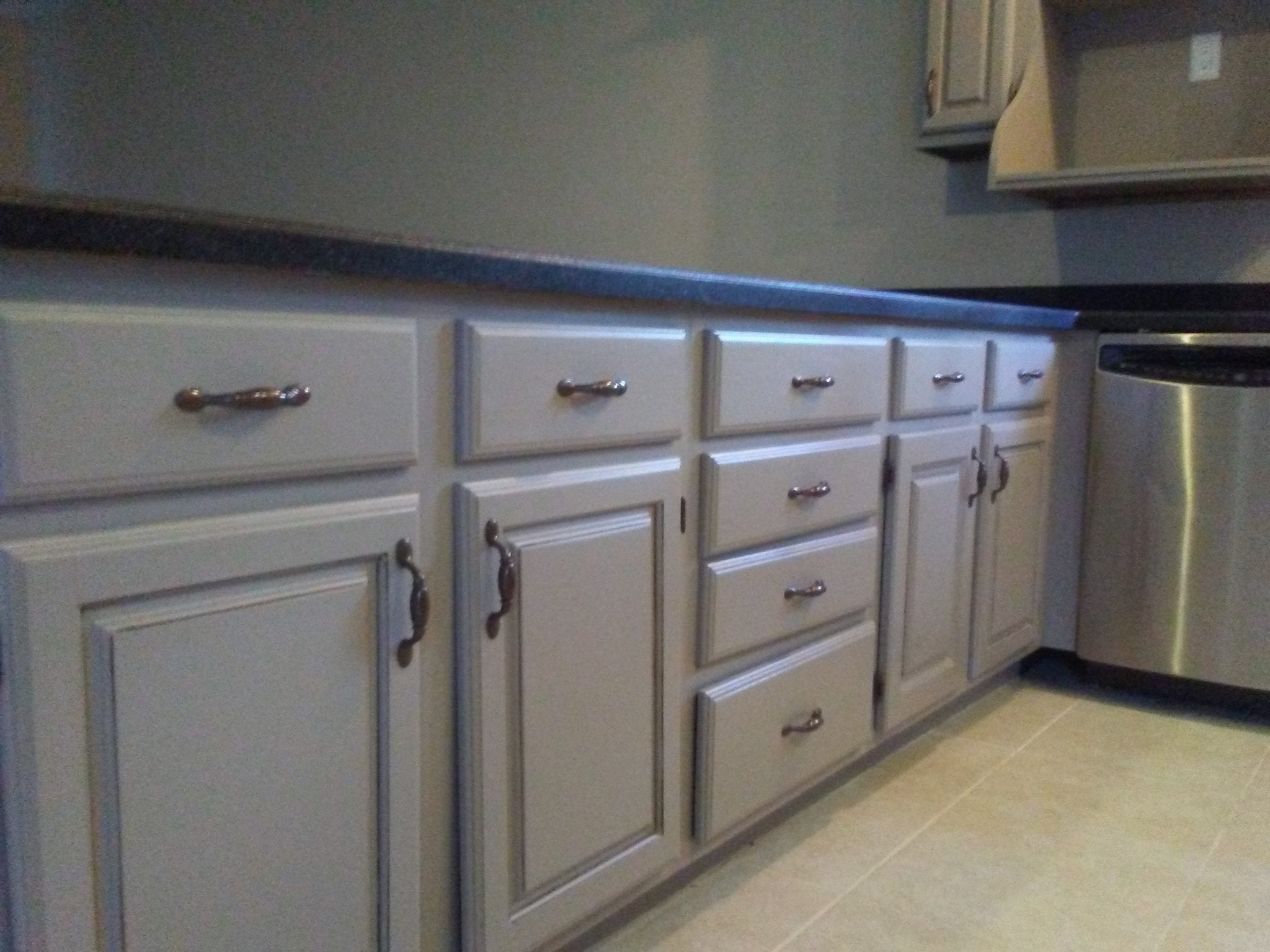 1 way to save money when rehabbing investment properties for Kitchen cabinets 2018