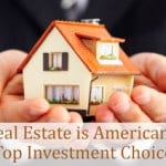 Real Estate is Americans' Top Investment Choice