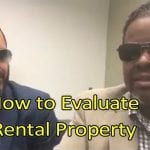 Evaluate Rental Property