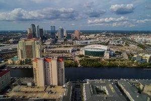 Tampa Amalie Oil Stadium
